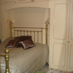 typical homestay student bedroom